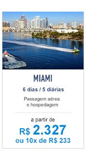 Miami  / R$ 2.327