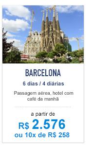 Barcelona / R$ 2.5768