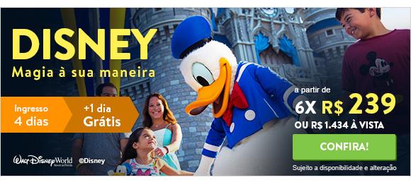 Disney, magia a sua maneira