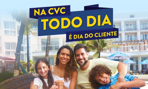 Dia do Cliente CVC