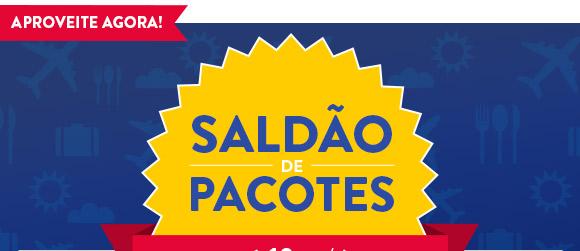 Saldao de Pacotes